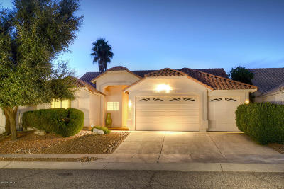 Single Family Home For Sale: 5199 N Via La Heroina