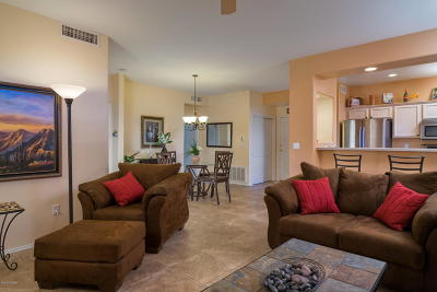 Oro Valley Condo Active Contingent: 655 W Vistoso Highlands Drive #133