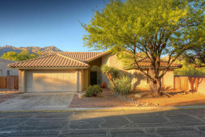 Tucson Single Family Home For Sale: 5506 N Moccasin Trail