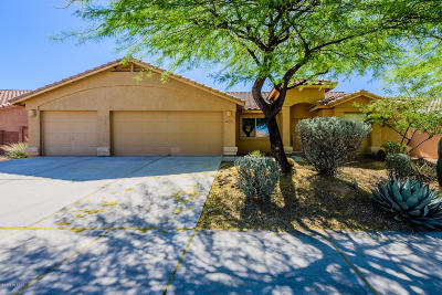 Tucson Single Family Home Active Contingent: 9231 S Sweet Spring Road