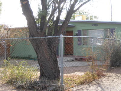Tucson Single Family Home For Sale: 3238 E 1st Street