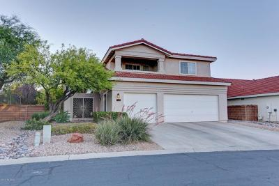 Oro Valley Single Family Home Active Contingent: 1116 W Shoal Creek Lane