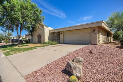 Tucson Single Family Home For Sale: 2631 W Old Glory Drive