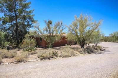 Tucson Single Family Home Active Contingent: 4251 N Alvernon Way