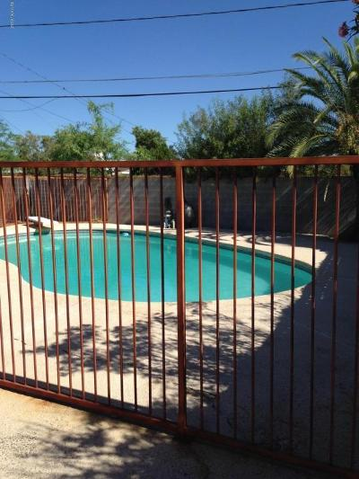 Tucson Single Family Home For Sale: 4425 E Whitman Street