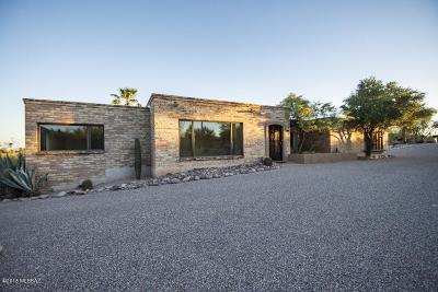 Tucson Single Family Home Active Contingent: 5230 N Foothills Drive