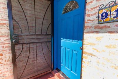 Single Family Home For Sale: 918 N Montezuma Avenue