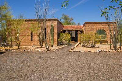 Tucson Single Family Home Active Contingent: 1532 W Calle Kino