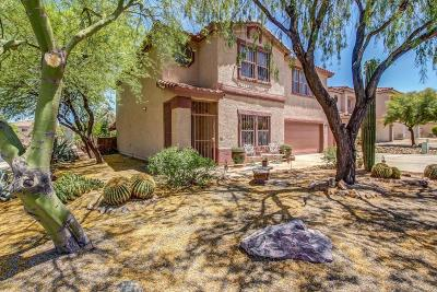Tucson Single Family Home For Sale: 3512 N Crystal Hill Avenue