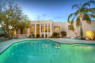 Tucson Single Family Home For Sale: 5360 N Calle Bujia