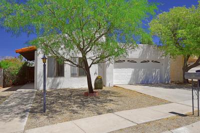 Pima County Single Family Home For Sale: 9239 E Calle Diego
