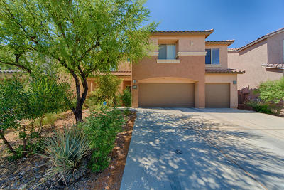 Sahuarita Single Family Home For Sale: 935 W Via De Gala
