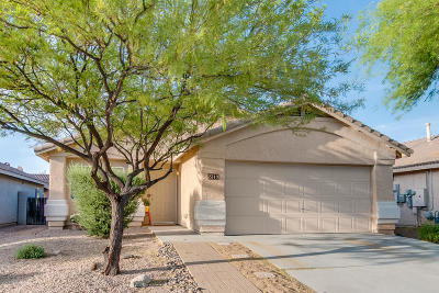 Oro Valley Single Family Home For Sale: 2319 E Precious Shard Court