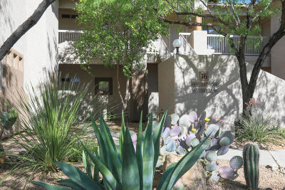 Oro Valley Condo Active Contingent: 655 W Vistoso Highlands Drive #146