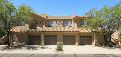 Pima County Condo For Sale: 695 W Vistoso Highlands Drive #209