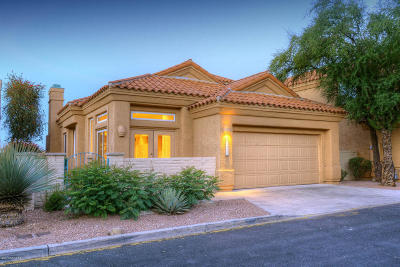 Tucson Single Family Home Active Contingent: 3920 E Calle Cayo