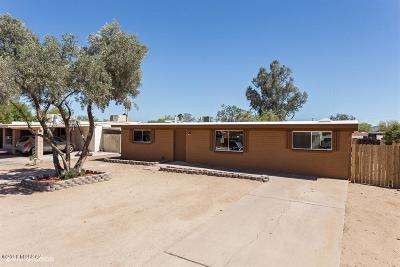Tucson Single Family Home For Sale: 4551 W Mars Street