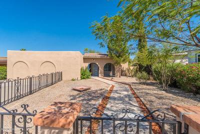 Tucson Single Family Home For Sale: 2779 W Saint Tropaz Avenue