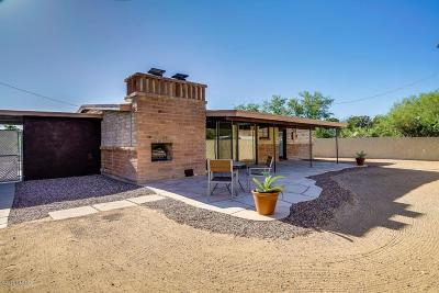 Tucson Single Family Home For Sale: 2510 N Bentley