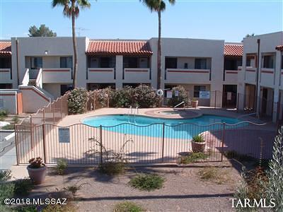 Tucson Condo For Sale: 455 W Kelso Street #238