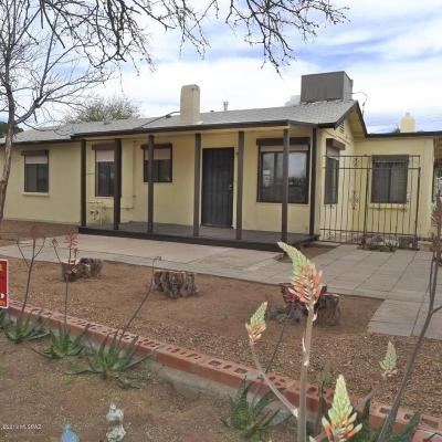 Tucson Single Family Home For Sale: 2510 N Orchard Avenue