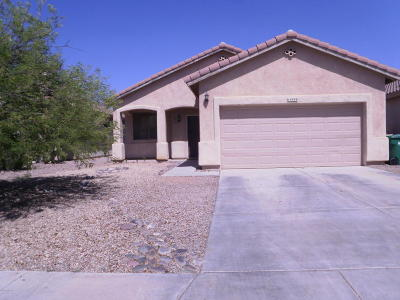 Sahuarita Single Family Home For Sale: 14679 S Camino Tierra Del Rio