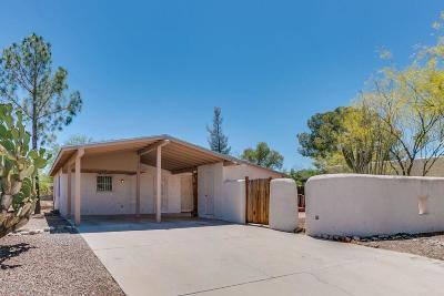 Tucson Single Family Home Active Contingent: 2951 W St Tropaz Avenue