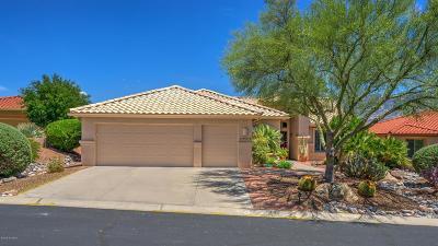 Saddlebrooke, Saddlebrooke Ranch Single Family Home Active Contingent: 39057 S Riverwood Court