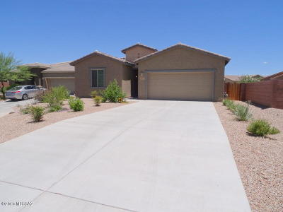 Sahuarita Single Family Home For Sale: 1039 E Lumberjack Trail