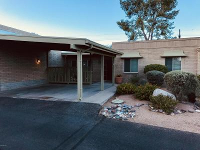 Tucson Townhouse For Sale: 14 E Madrid Drive