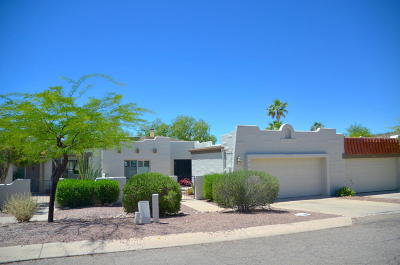 Tucson Townhouse For Sale: 7408 E Wandering Road