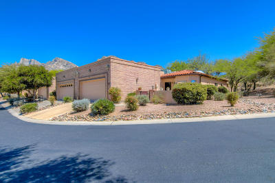 Tucson Townhouse For Sale: 256 E Southern Pines Drive