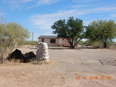Pima County, Pinal County Manufactured Home For Sale: 17501 W Wolcott Lane