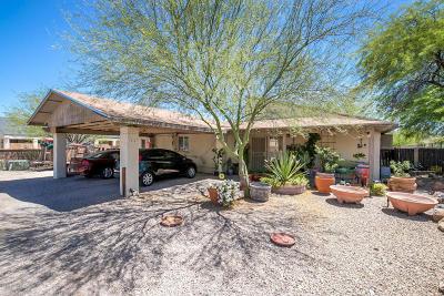 Tucson Single Family Home For Sale: 1441 E Blacklidge Drive