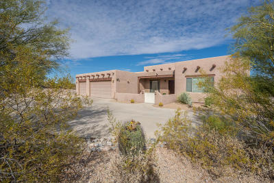 Tucson Single Family Home Active Contingent: 3061 N Corte Lindo Cielo