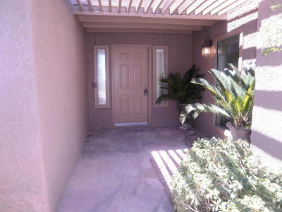 Tucson Townhouse For Sale: 6421 N Foothills Drive