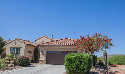 Green Valley Single Family Home Active Contingent: 2362 E Skywalker Way