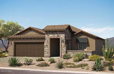 Marana Single Family Home For Sale: 7233 W River Trail