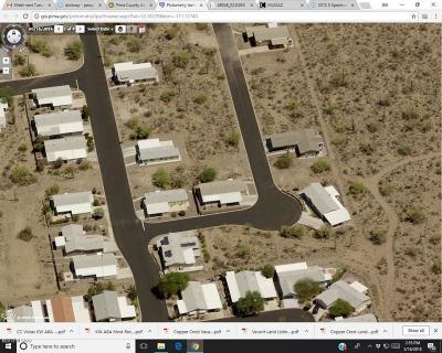Tucson Residential Lots & Land For Sale: 3372 S Spectrum Avenue #244