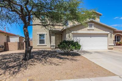 Tucson Single Family Home For Sale: 10138 N Blue Crossing Way