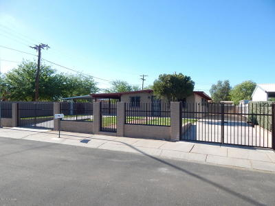 Tucson Single Family Home For Sale: 2042 W Grant Road