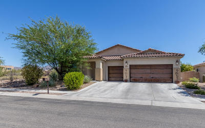 Marana Single Family Home For Sale: 4328 W Thunder Ranch Place