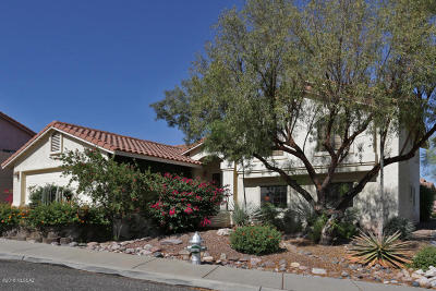 Oro Valley Single Family Home Active Contingent: 10045 N Colony Drive
