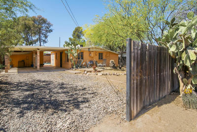 Tucson Single Family Home For Sale: 1308 E Greenlee Road