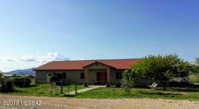 Benson Single Family Home For Sale: 3306 W Monte Vista Trail