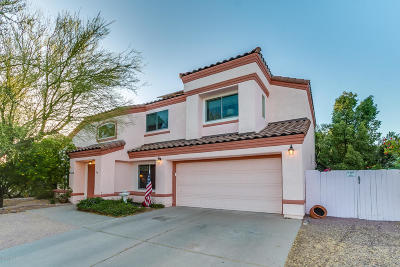 Tucson Single Family Home For Sale: 3380 W Pepperwood Loop