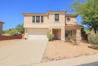 Tucson Single Family Home For Sale: 10239 N Pitchingwedge Lane