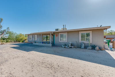 Tucson Single Family Home For Sale: 11771 N 1st Avenue