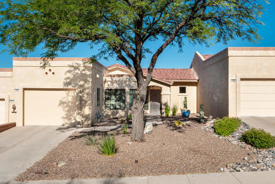 Oro Valley Townhouse For Sale: 13981 N Green Tree Drive