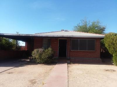 Tucson Single Family Home For Sale: 433 E Elm Street